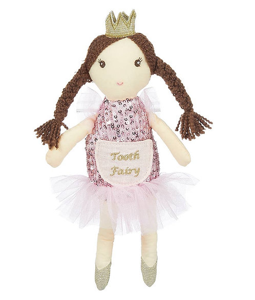 Princess Caroline - Tooth Fairy Pillow