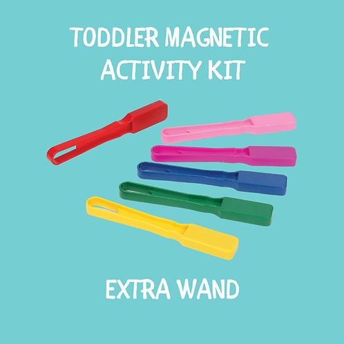 Extra Magnetic Wand