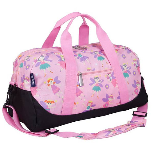 Overnight Travel Duffel Bag - Fairy Princess