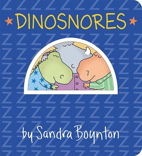 Dinosnores by Sandra Boynton