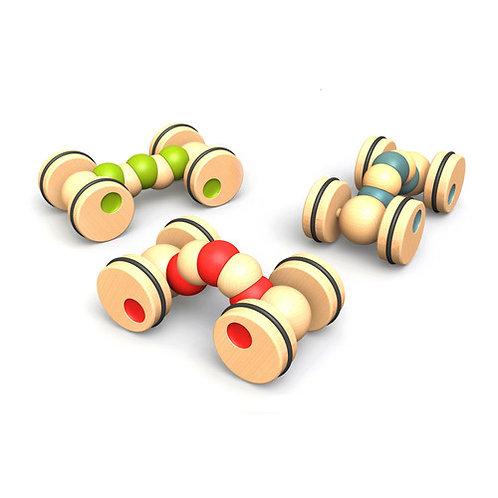 Begin Again Toys: Earthworm Racers