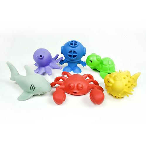 Begin Again Toys: Bathtub Pals (Choice of 6)