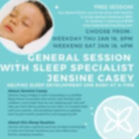 Sleep Session