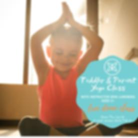 Toddler Yoga