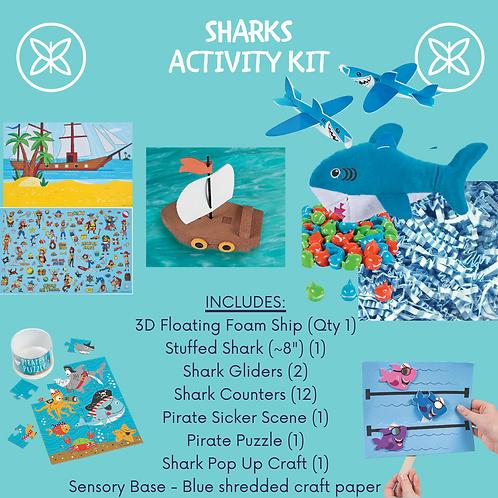 Sharks Activity Kit