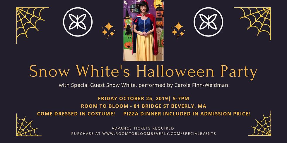 Snow White's Happy Halloween Party