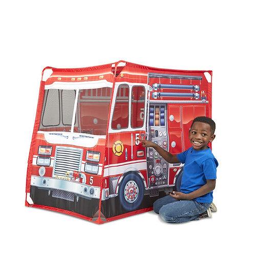 Melissa & Doug: Play Tent (Fire Truck)