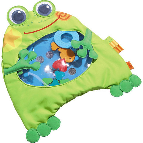 HABA Toys: Little Frog Water Play Mat