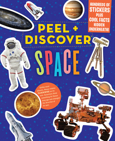 Peel + Discover (Space)