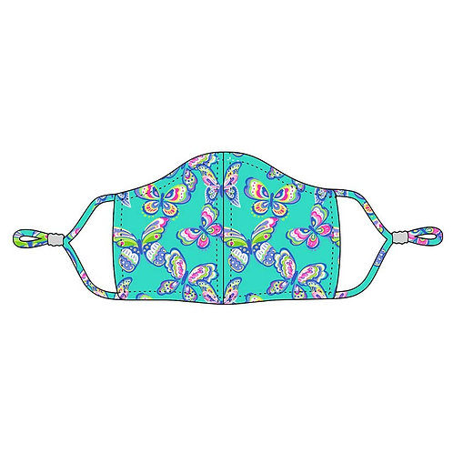 Child's Adjustable Mask - Butterfly