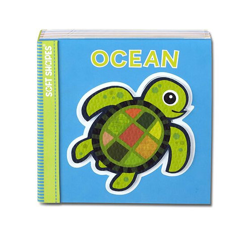 Melissa & Doug: Soft Shapes Foam Book (Ocean)