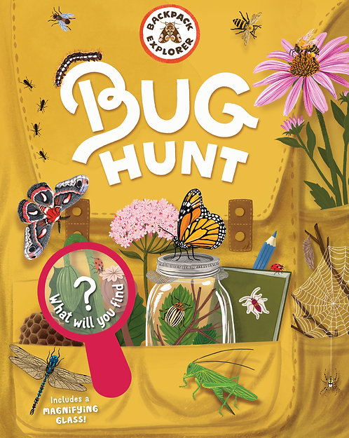 Backpack Explorer: Bug Hunt - AVAILABLE 4/13/21