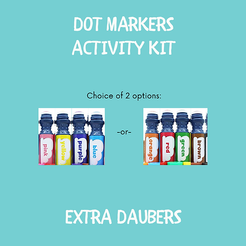 Extra Dot Markers