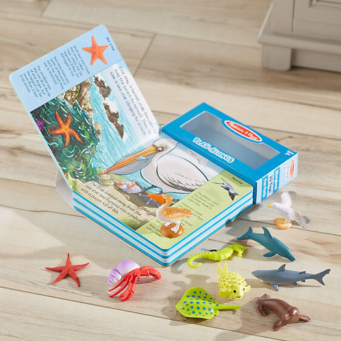 Melissa & Doug: Play Along (At the Seashore)