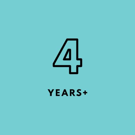 shop 4 years+