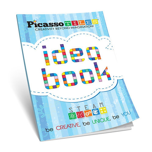 PicassoTiles: Idea Book (100+ ideas)