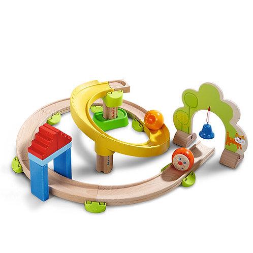 HABA Toys: Kullerbu Spiral Track Set