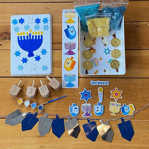 Hanukkah Activity Kit