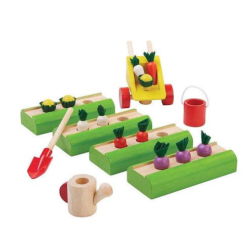 PlanToys: Vegetable Garden