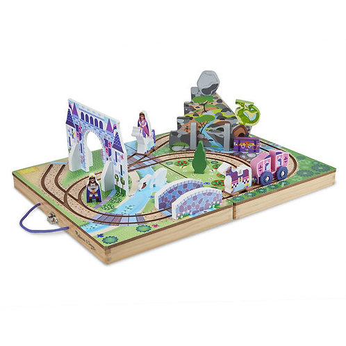 Melissa & Doug: Take-Along Kingdom