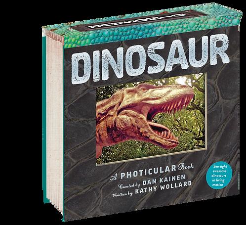 Dinosaur: A Photicular Book by Dan Kainen