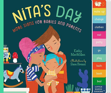 Nita's Day: More Signs for Babies & Parents