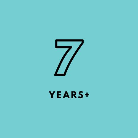 shop 7 years