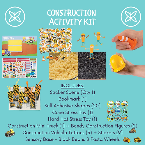 Construction Activity Kit