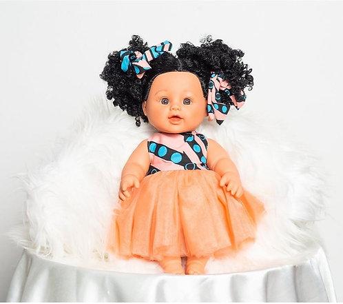"Assertive Adelaida 12"" doll"