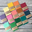 Thumbnail: Organic Beeswax Wraps - Pack of 3 Assorted Solid Colors