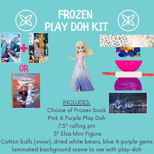 Frozen Play-Doh