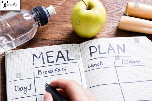 12 Weeks Fat Loss Meal Plan For Men