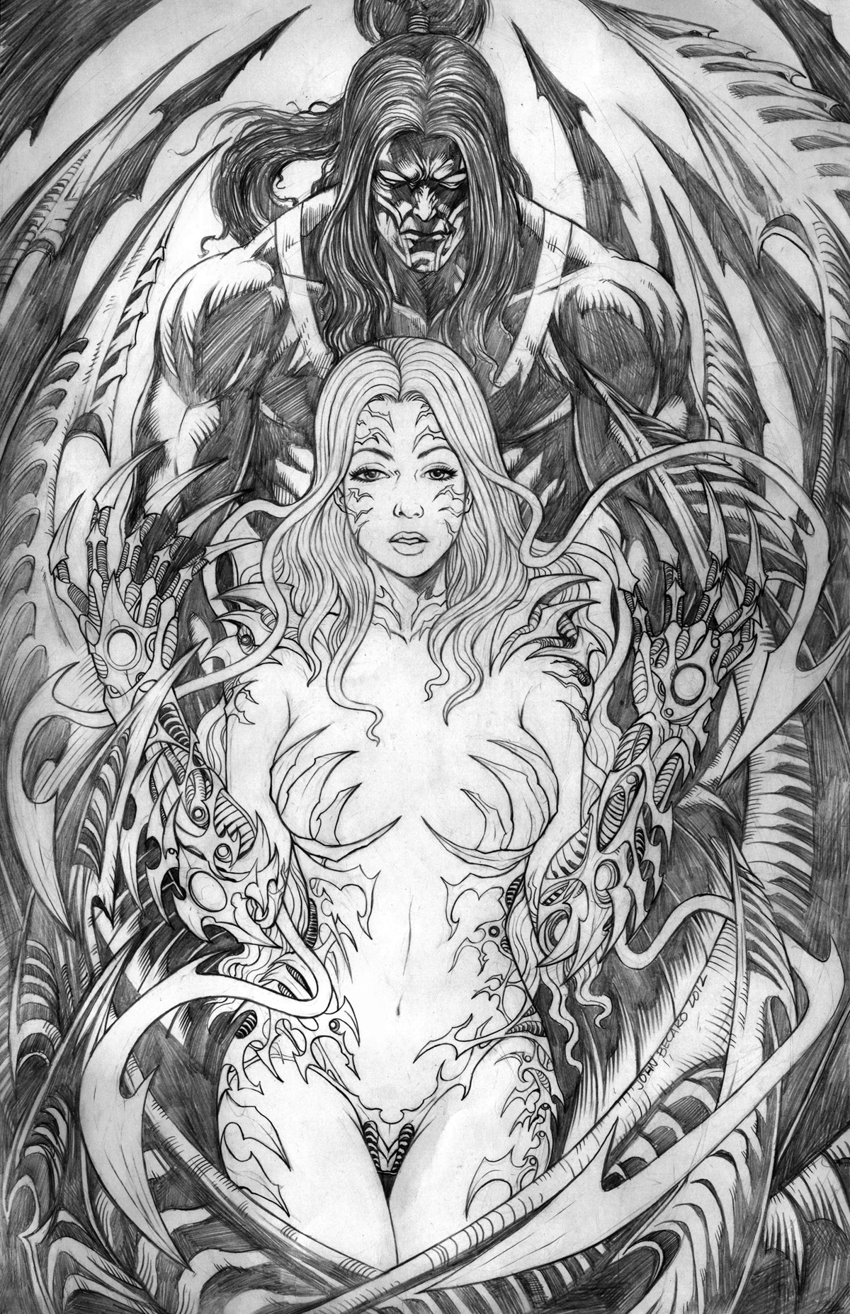 Witchblade_RipClaw_Deadly attraction.jpg