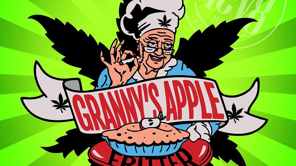 Elev8 seeds- Granny's apple fritter