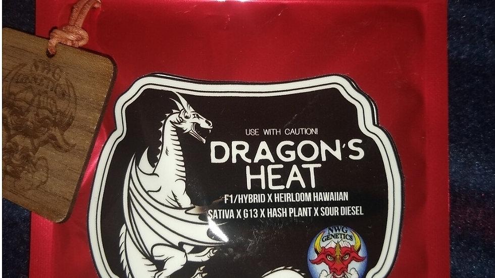 NWG Genetics- Dragons Heat Photo Fem 5 pack