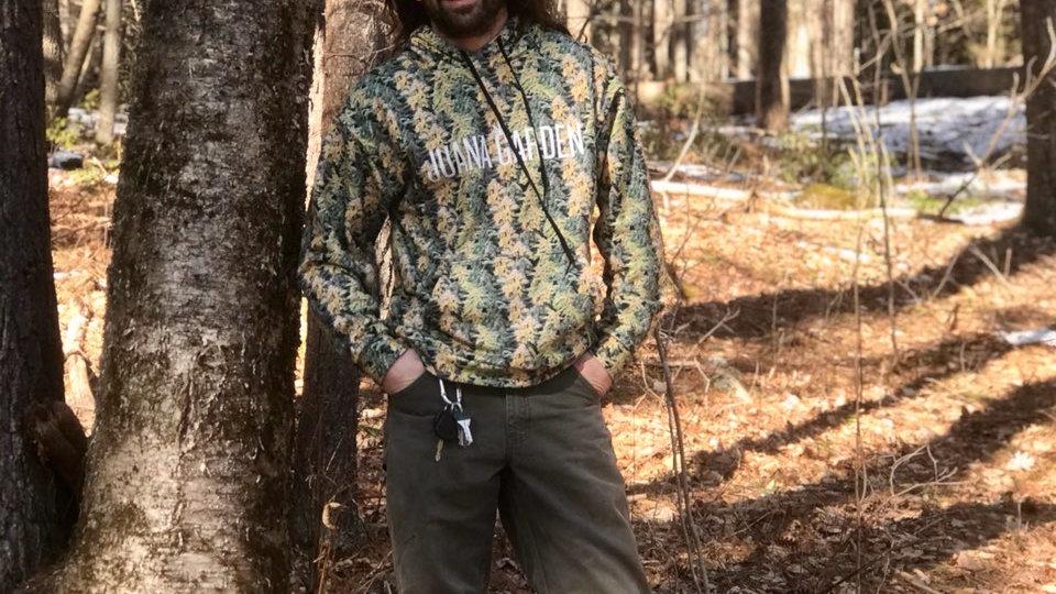 Cannaflage Juana Garden Hoodie- Unisex