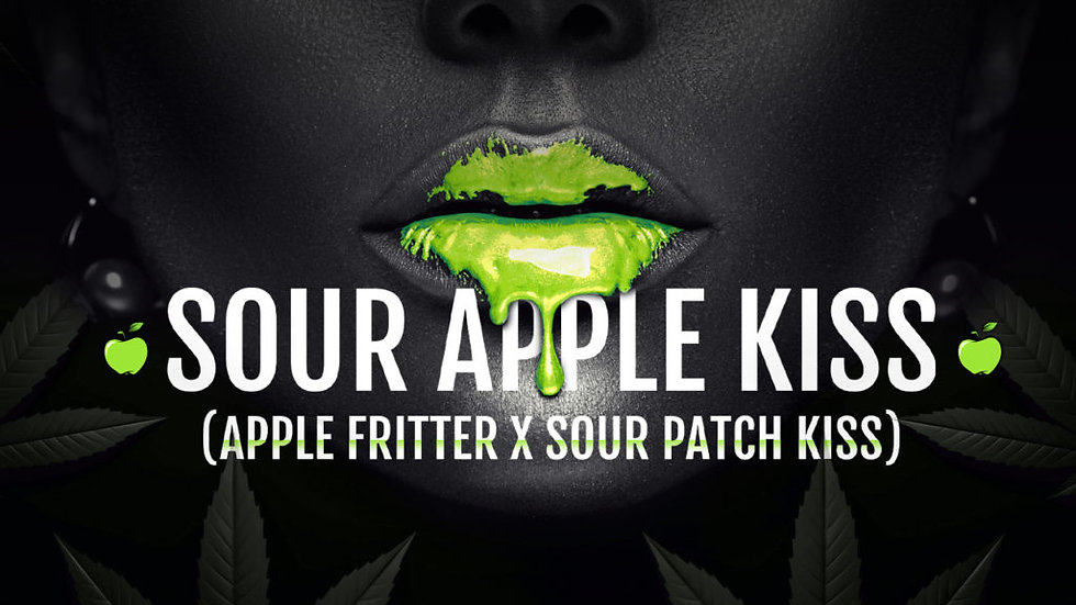 Elev8 seeds- Sour apple kiss