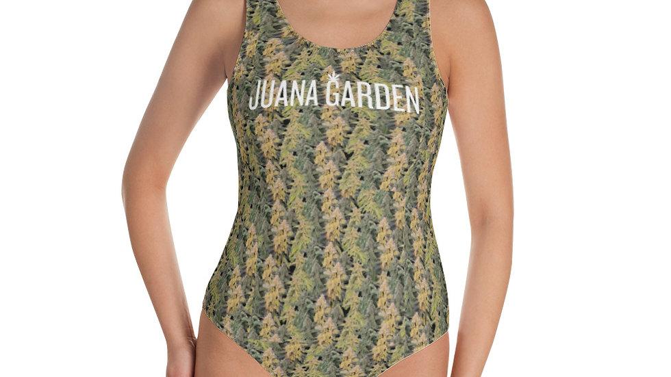 Cannaflage Juana Garden One-Piece Swimsuit