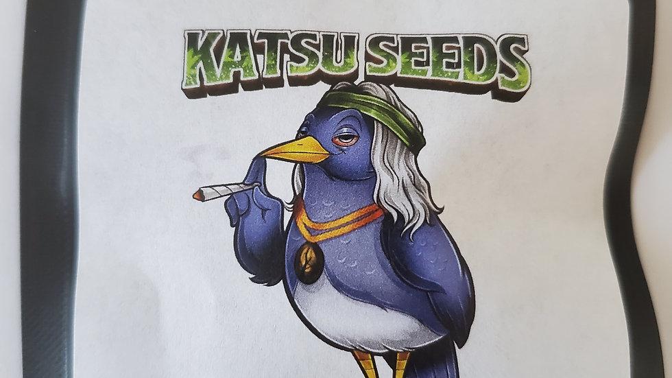 Katsu seeds- Illuminati breakfast