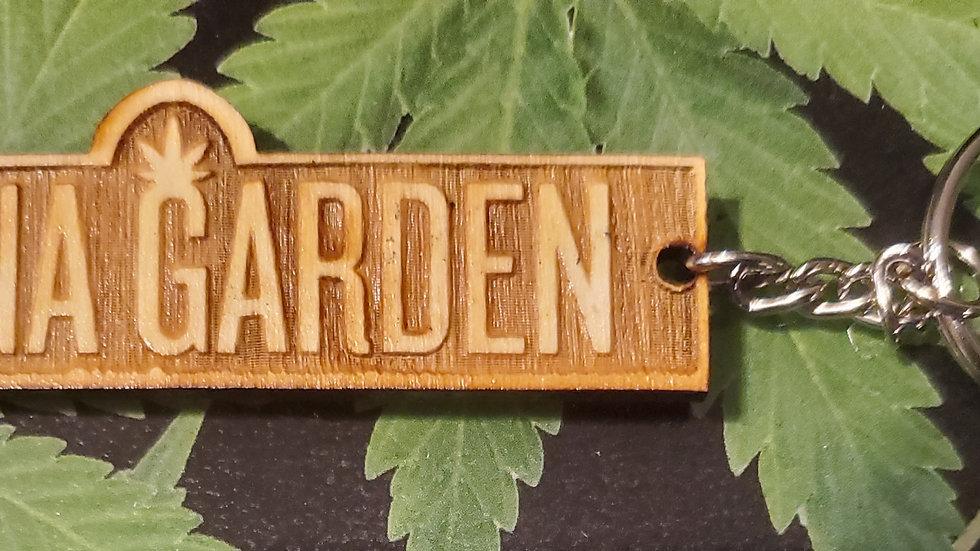 Juana Garden Keychain- Collectible