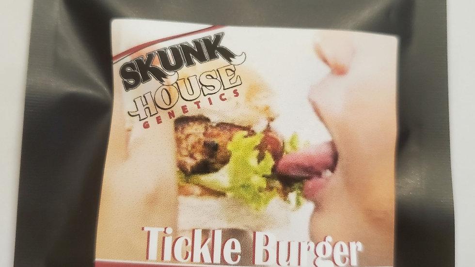 Skunkhouse- Tickle burger