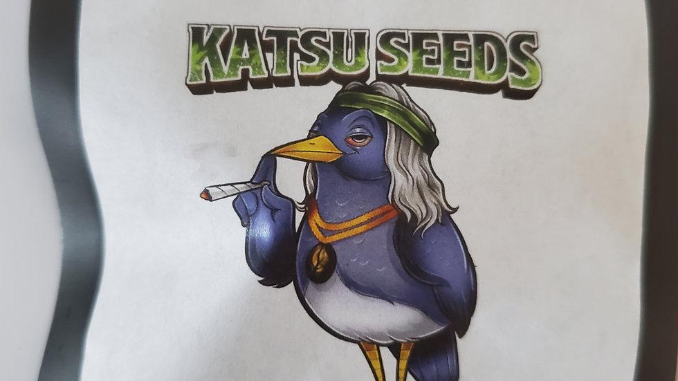 Katsu seeds- Sleeping rhino