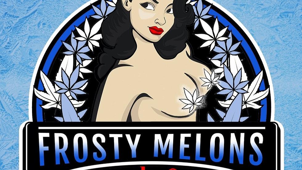 Elev8 seeds- Frosty melons
