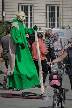 Don P Yoda at Trafalgar