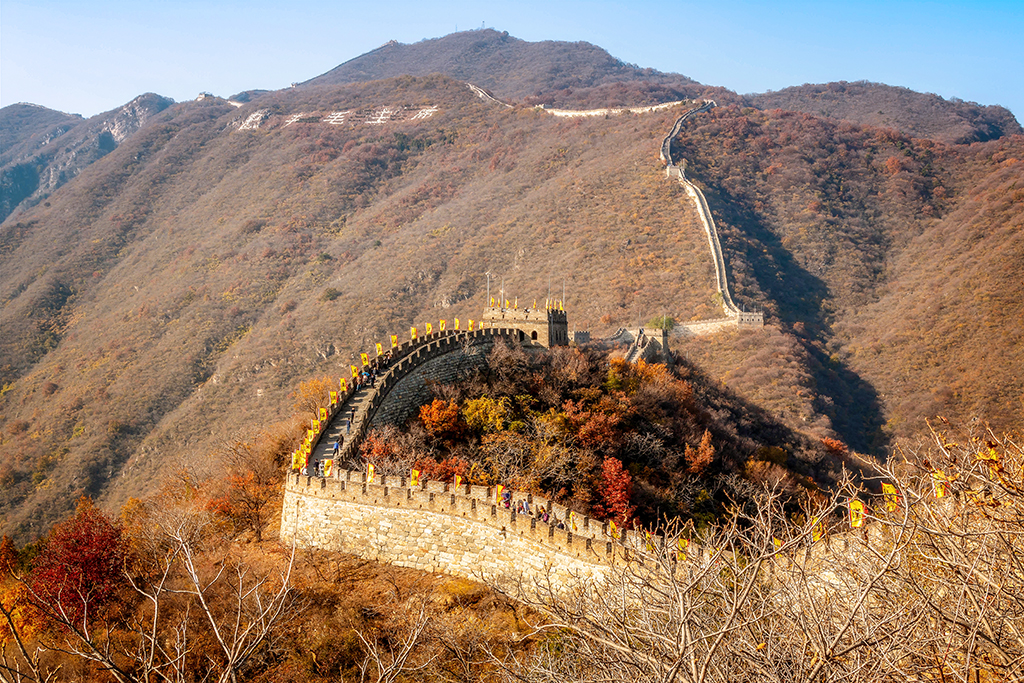Jackye-great wall