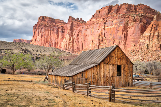 JimS-Red Rock Pasture