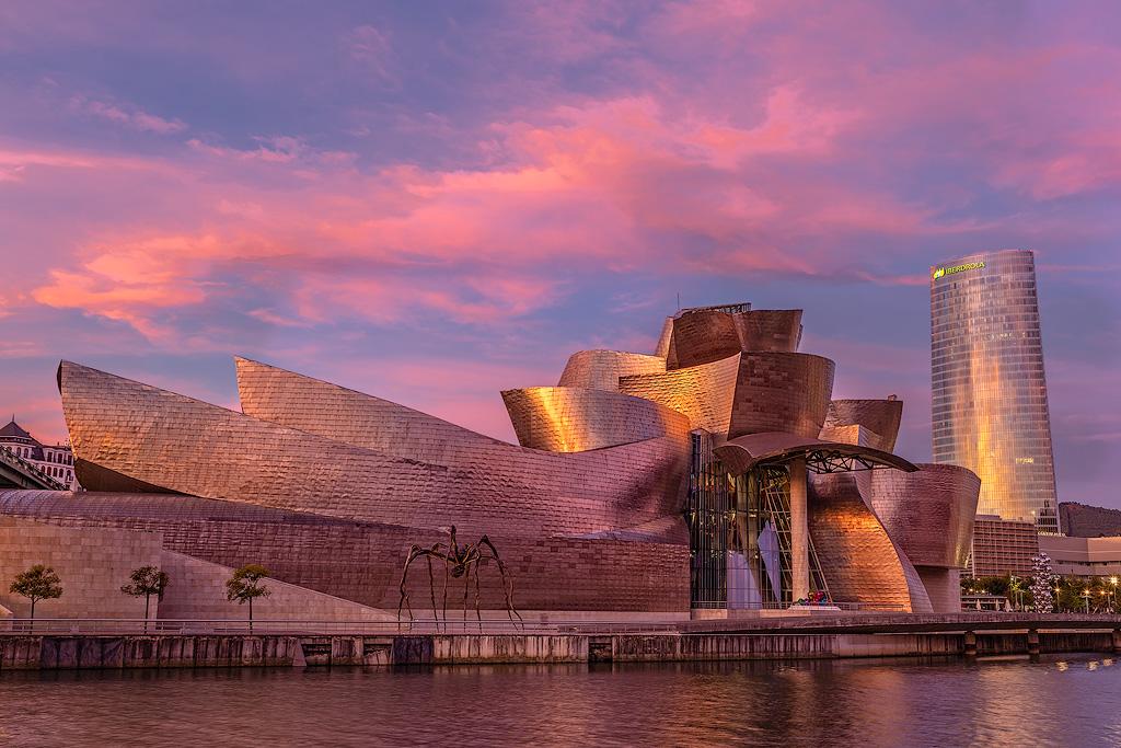 JeffF-Guggenheim-Museum-Sunrise