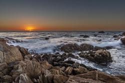 GlennJ Sunset at Carmel