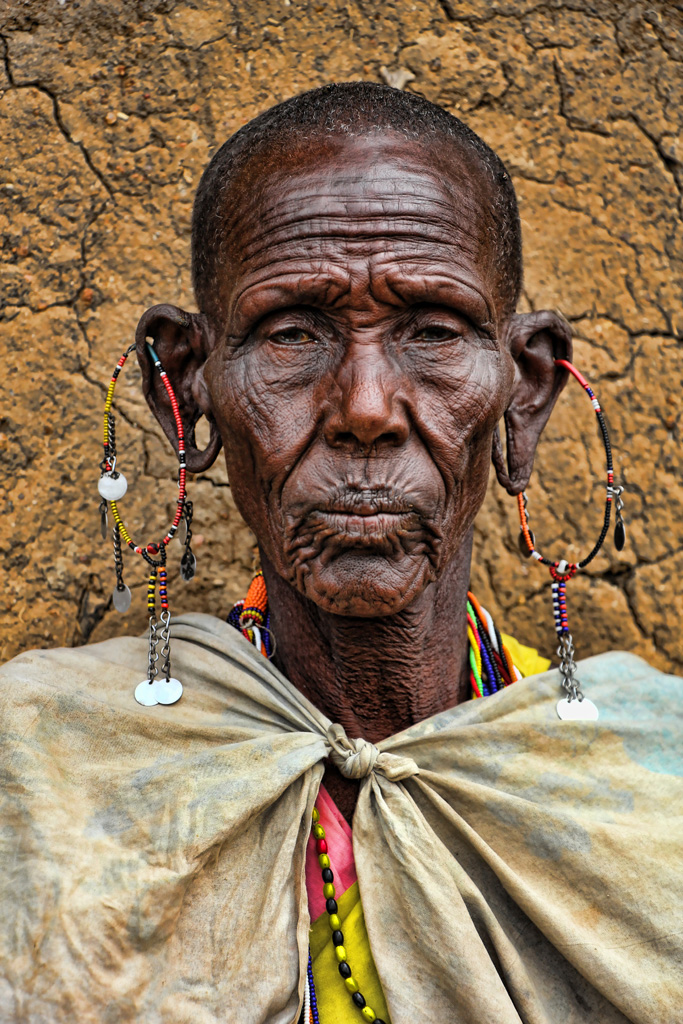 DianaE_Masai Woman Two