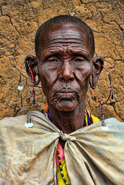 DianaE_Masai Woman Two